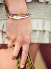 Cross String Bracelet Set - Altar'd State