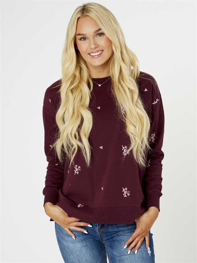 Lillian Pullover Top - Altar'd State
