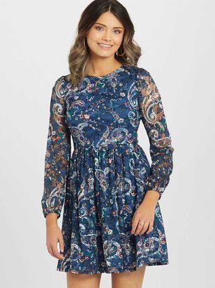 Hucksley Dress - Altar'd State