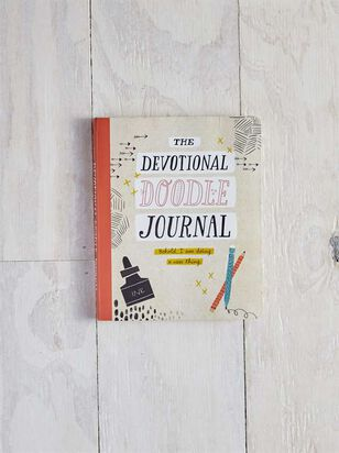 The Devotional Doodle Journal - Altar'd State