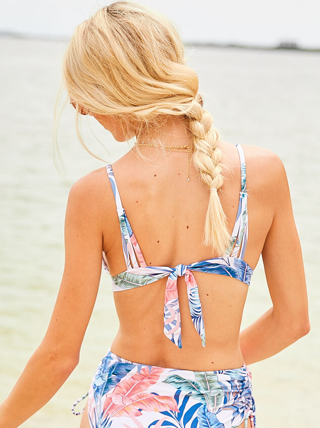Not so Bora Bora Bikini Top Detail 2 - Altar'd State