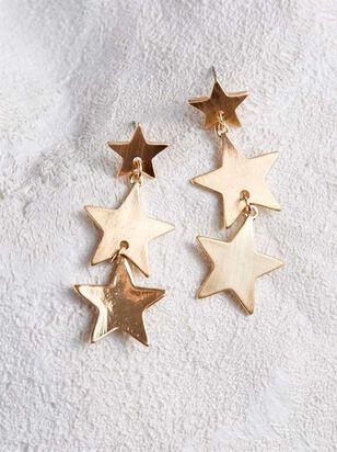 Falling Stars Earrings - Altar'd State