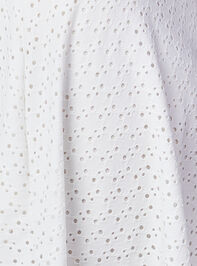 One & Only Eyelet Skirt Detail 5 - Altar'd State