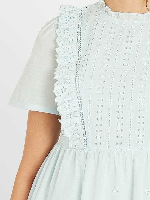 Maddie Dress Detail 4 - Altar'd State