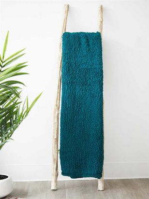 Teal Wubby Blanket - Altar'd State