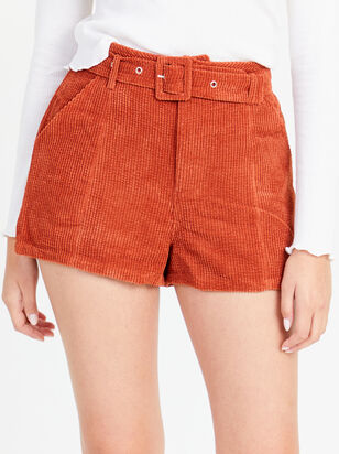 Corduroy Shorts - Altar'd State