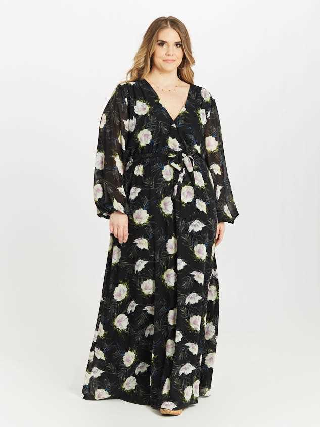 Nessie Maxi Dress - Altar'd State