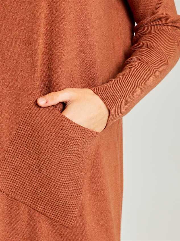 Cozy Comfort Pocket Sweater Detail 5 - Altar'd State