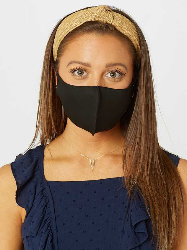 Adult Neoprene Face Mask Set - 3 Pack Detail 2 - Altar'd State