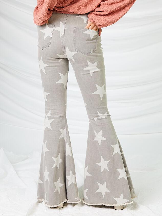 Star Struck Flare Jeans Detail 4 - Altar'd State