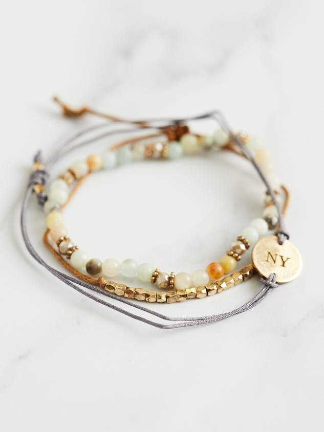 New York Friendship Bracelets - Altar'd State