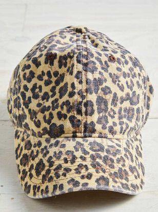 Leopard Baseball Hat - Altar'd State