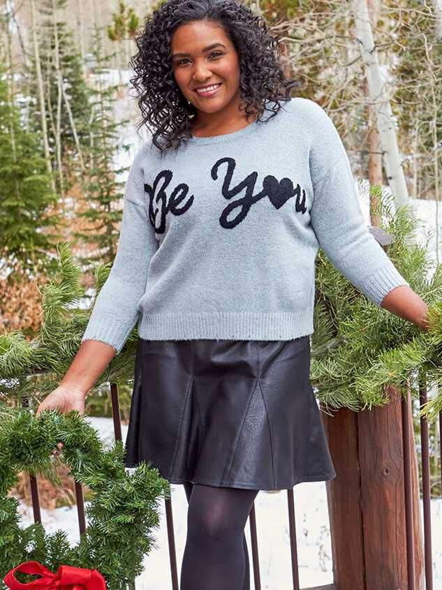 Be You Sweater - Altar'd State