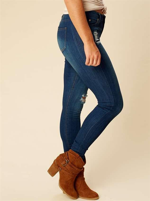 Genie Wash Jeans Detail 2 - Altar'd State