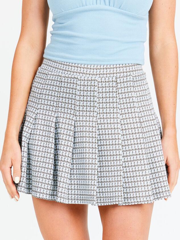 Leelyn Plaid Skirt - Altar'd State