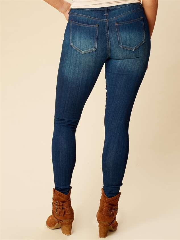 Genie Wash Jeans Detail 3 - Altar'd State