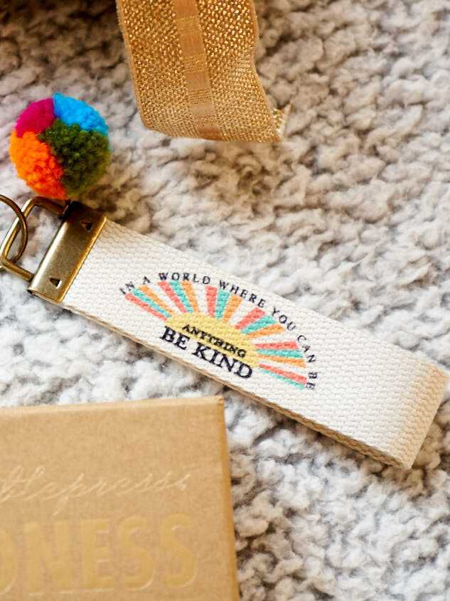 Be Kind Keychain - Altar'd State