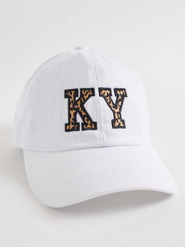 Kentucky Leopard Baseball Hat - Altar'd State
