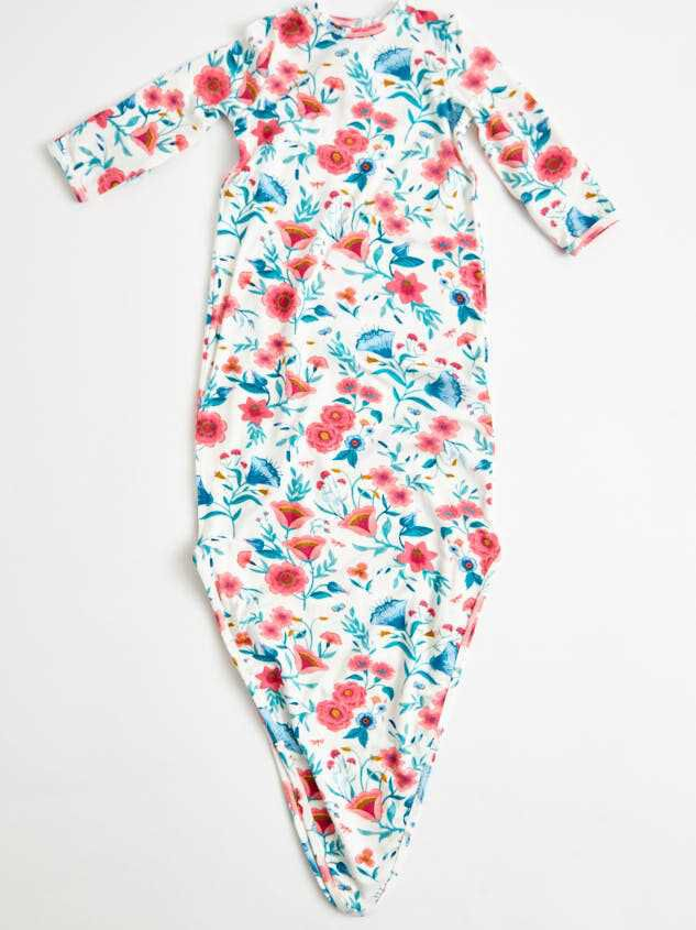 Tullabee Vintage Floral Gown - Altar'd State