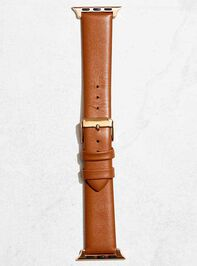 Leather Smart Watch Band Detail 2 - Altar'd State