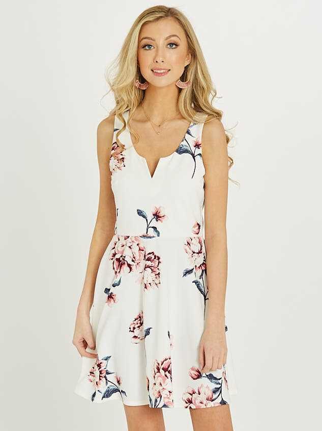 Blossoms Dress - Altar'd State