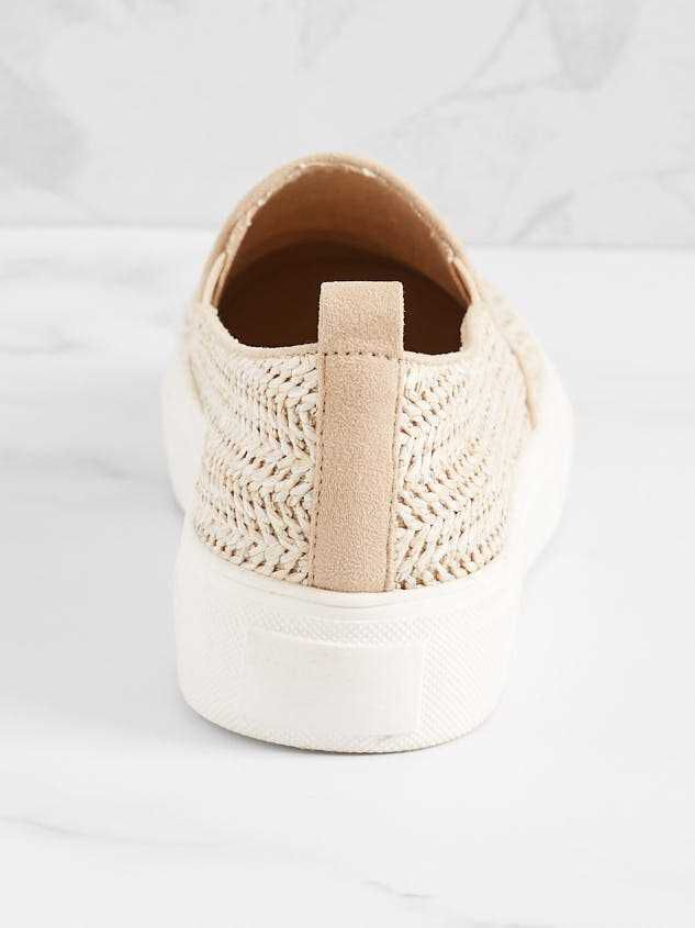 Dacey Slip-On Sneakers Detail 5 - Altar'd State