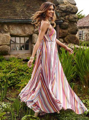 Quesada Maxi Dress - Altar'd State