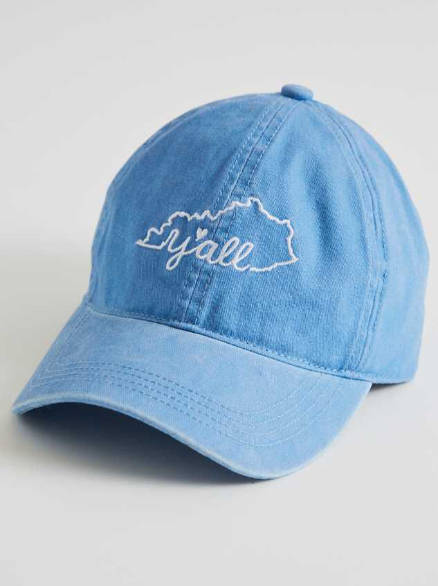 Kentucky Y'all Baseball Hat - Altar'd State