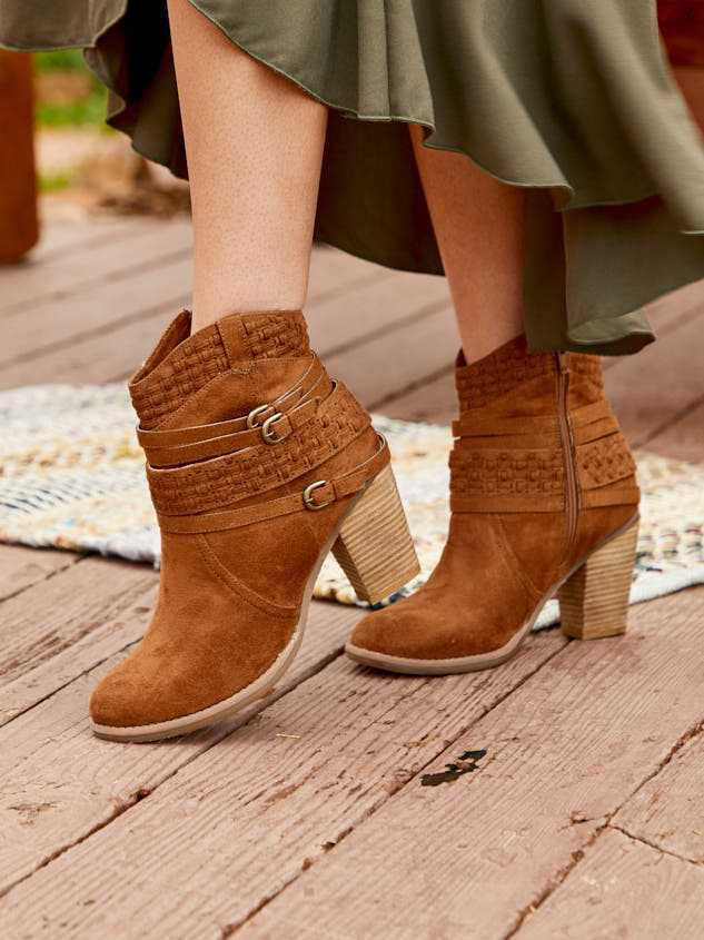 Kendall Booties - Altar'd State