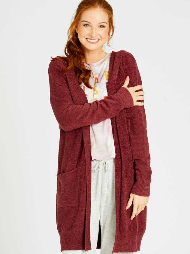 Cozy Lounge Cardigan - Altar'd State