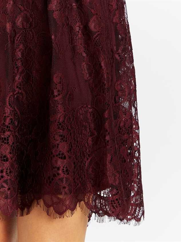 Estelle Dress Detail 4 - Altar'd State