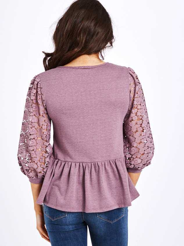 Emmie Top Detail 3 - Altar'd State