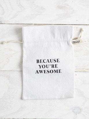 Because You're Awesome Gift Bag - Altar'd State