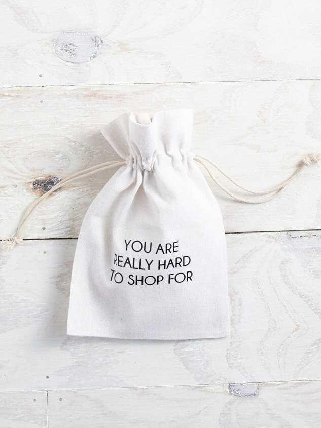 Hard to Shop For Gift Bag Detail 2 - Altar'd State