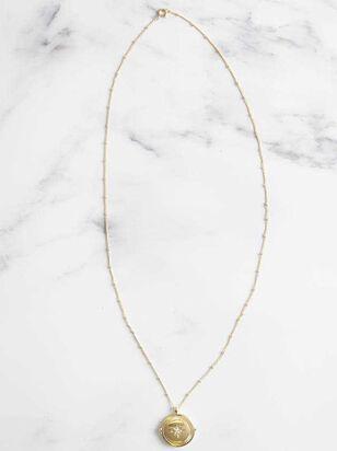 Locket Necklace - Altar'd State