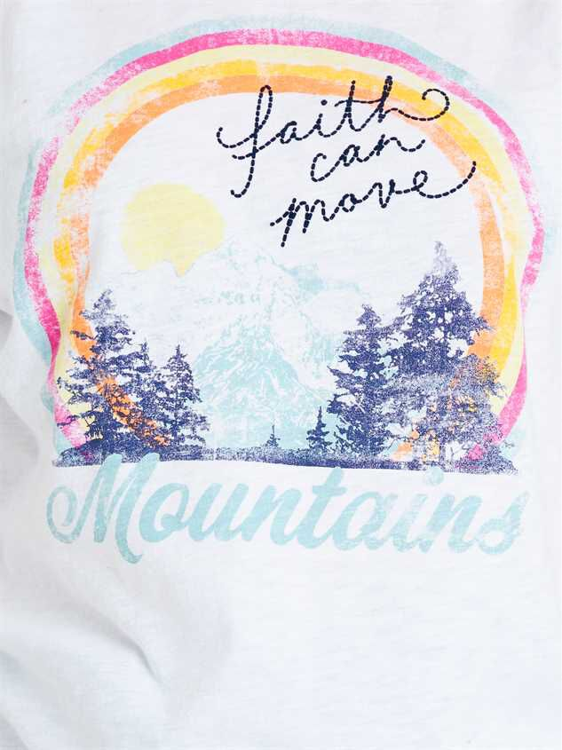 Faith Can Move Mountains Top Detail 5 - Altar'd State