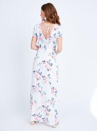Floral Breeze Dress Detail 2 - Altar'd State