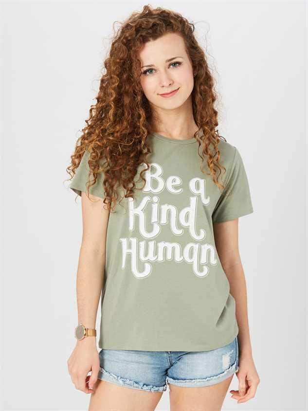 Kind Human Top - Altar'd State