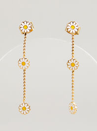 Field of Daisies Earrings - Altar'd State