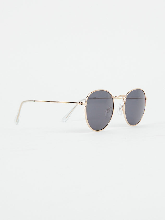 Realm Sunglasses - Gold Detail 2 - Altar'd State