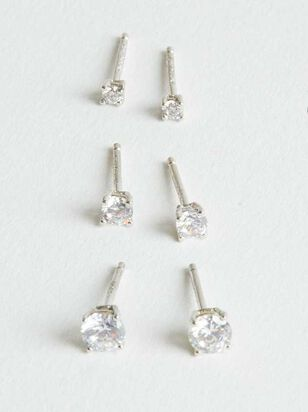 Provinceton Stud Earrings - Altar'd State