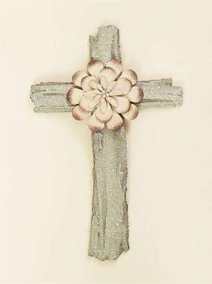 Faith and Flower Cross - Altar'd State
