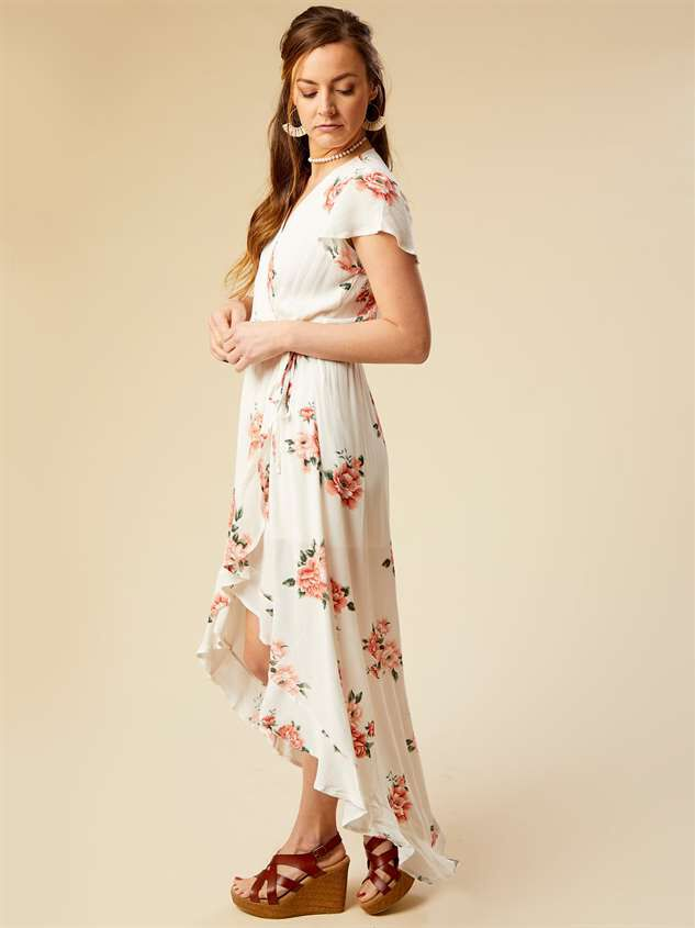 Andres Maxi Dress Detail 2 - Altar'd State