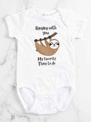 Tullabee Hanging with You Onesie - Altar'd State