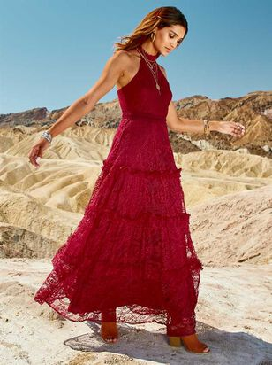 Aurelia Maxi Dress - Altar'd State