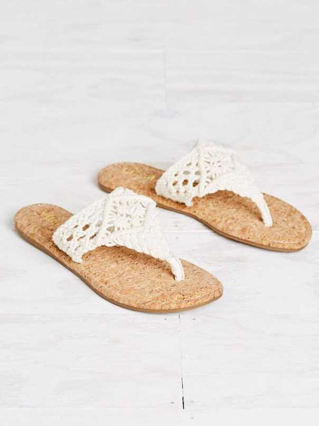 Kayce Sandals Detail 2 - Altar'd State