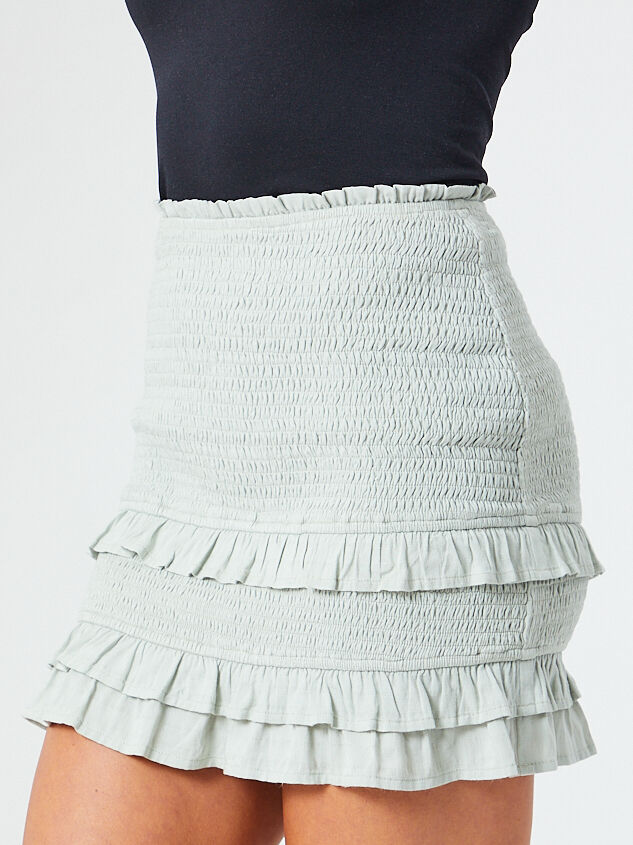 Coventina Skirt Detail 5 - Altar'd State