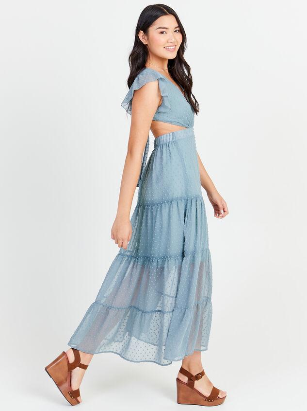 Jenessa Maxi Dress Detail 2 - Altar'd State