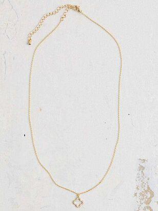 Clover Necklace - Altar'd State