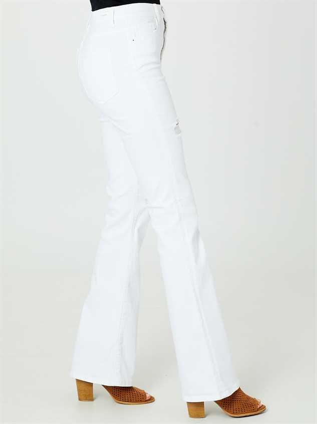 So Social Flare Jeans Detail 4 - Altar'd State